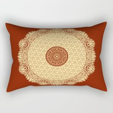 Mandala 8 Rectangular Pillow