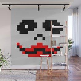 Joker 8bit Wall Mural