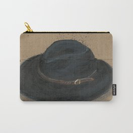 My Fedora is a thing I use to define myself  Carry-All Pouch