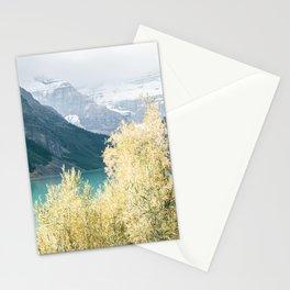 Lake Louise III Stationery Cards