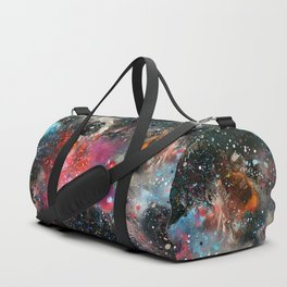 Chemistry of Nothing Duffle Bag