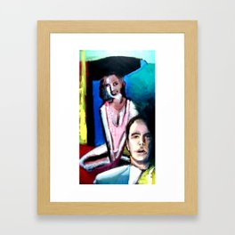 """Lost love lovelies"" Framed Art Print"