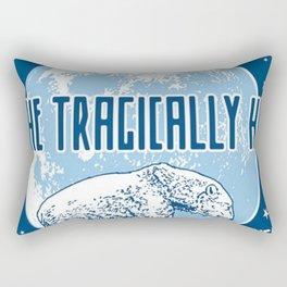the tragically hip album 2020 nikn4 Rectangular Pillow