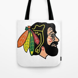 jerry hawk Tote Bag