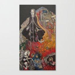 Maria del Carne Canvas Print