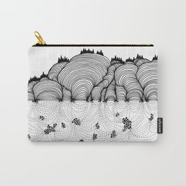 Beneath the Hills Carry-All Pouch