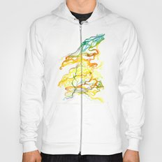 Iceland Abstracted #6 Hoody
