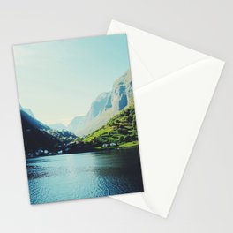 Mountains XII Stationery Cards