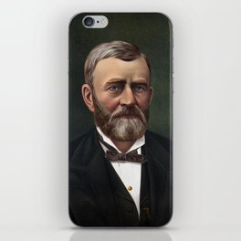 President Ulysses S. Grant iPhone Skin
