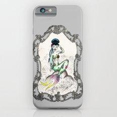 Green Mermaid Pin-up Slim Case iPhone 6s