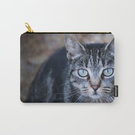 Tabby Cat  Carry-All Pouch