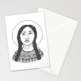 St. Kateri Tekakwitha Stationery Cards