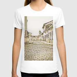 Historical city T-shirt
