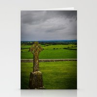 cross Stationery Cards featuring Cross by Ashley Hirst Photography