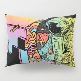 Space Arcade Pillow Sham