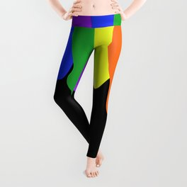 Watch the Paint Drip Leggings