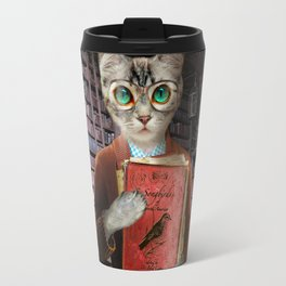 Dr. Felis Catus Travel Mug