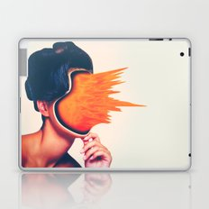 Carrot Face Laptop & iPad Skin