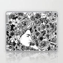 "PHOENIX AND THE FLOWER GIRL ""REFLECTION"" SINGLE PRINT Laptop & iPad Skin"