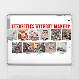 Celebrities Without Makeup Laptop & iPad Skin