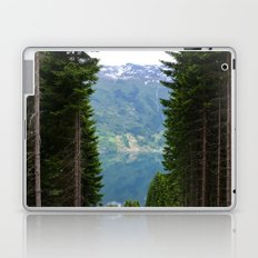 norwegian fjords Laptop & iPad Skin