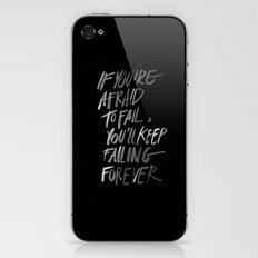 FAILFOREVER iPhone & iPod Skin