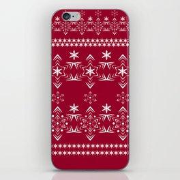 Merry Christmas iPhone Skin