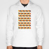 lions Hoodies featuring LIONS by lucborell