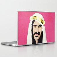 zappa Laptop & iPad Skins featuring ZAPPA! by f_e_l_i_x_x