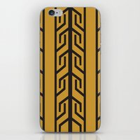 egyptian iPhone & iPod Skins featuring Egyptian by PintoQuiff