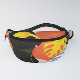 Field of floral souls Fanny Pack