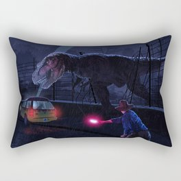 Where's The Goat? Rectangular Pillow
