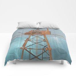 Oil Rig Comforters