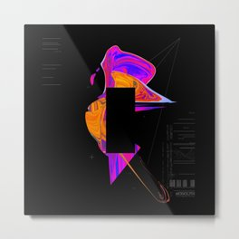 monolith_ TMA Metal Print