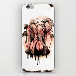 Elefunk iPhone Skin