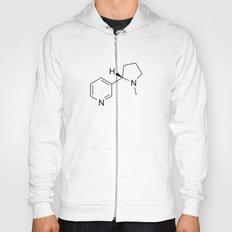 nicotine chemical formula Hoody