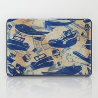 boats iPad Cases featuring Boats by Heather Fraser