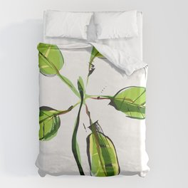 New Growth Duvet Cover