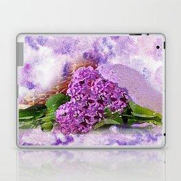 Lilac Time Laptop & iPad Skin