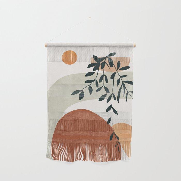 Soft Shapes I Wall Hanging