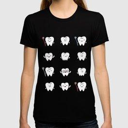 Cute teeth T-shirt