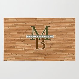 Mens Barehouse Wood Edition Rug