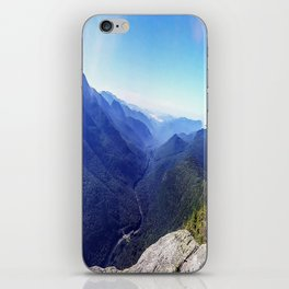 Old Man's View iPhone Skin