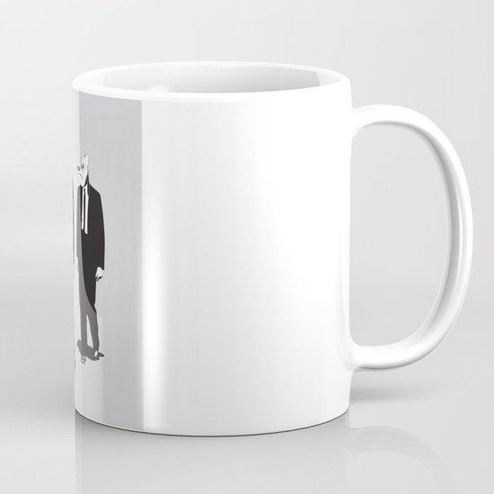 Walt's Protection Crew Mug