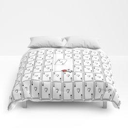 As de Corazones Comforters