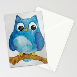Owlie Stationery Cards