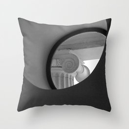 Cirques Throw Pillow