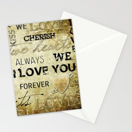 Love2 Stationery Cards