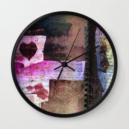 Love you Longtime Wall Clock