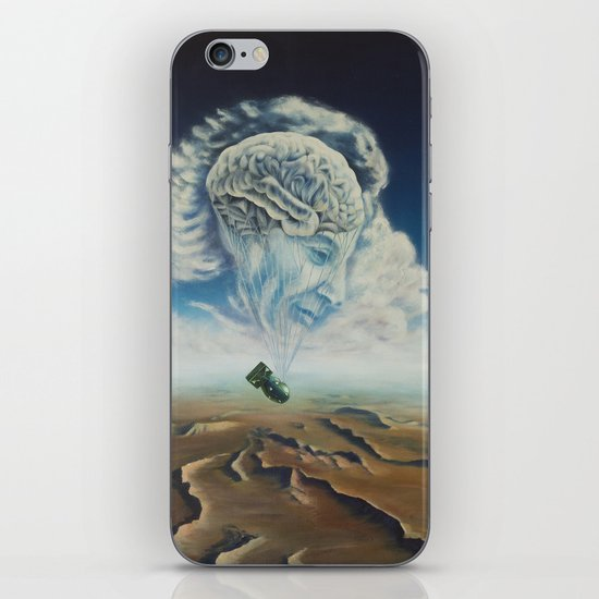 Richard Feynman iPhone Skin